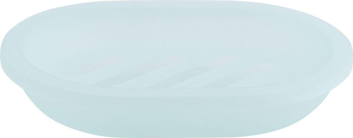 Мыльница Swensa Спираль, цвет: зеленыйRG-D31SМыльница Спираль, изготовленная из пластика, отлично подойдет для вашей ванной комнаты. В мыльнице есть специальные отверстия для удаления лишней влаги. В коллекции 4 предмета.