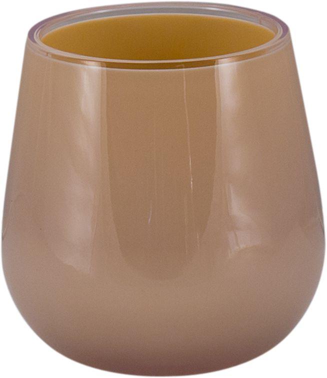 Стакан для ванной Swensa Рондо, цвет: бежевыйRG-D31SСтакан для ванной Swensa Рондо отличается минималистичным дизайном. Модель окрашена в один цвет и не имеет никаких узоров на корпусе. Изделие придется по душе ценителям простых, но удобных решений для современной ванной комнаты. Модель выполнена из акрила и отличается устойчивостью к бытовой химии, легкостью чистки, высокой прочностью, небольшим весом.
