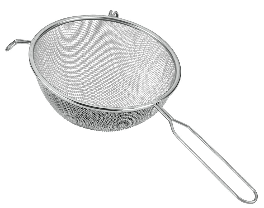 Сито Metaltex, диаметр 20 см115510Сито, выполненное из высококачественной стали и алюминиевого сплава, станет незаменимым аксессуаром на Вашей кухне. Оно предназначено для просеивания и процеживания. Конструкция ручки представляет собой петлю, с помощью которой сито можно подвесить в удобном для Вас месте.Такое сито станет достойным дополнением к кухонному инвентарю.Характеристики:Материал: сталь, алюминиевый сплав. Диаметр: 20 см. Длина ручки: 17 см.Изготовитель: Италия. Артикул: 11.06.20.
