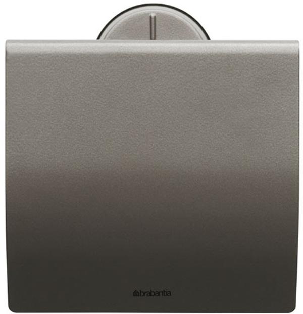 Держатель для туалетной бумаги Brabantia. 48336368/5/1Держатель для туалетной бумаги изготовлен из высококачественной листовой стали со стойким антикоррозийным покрытием или хромированной стали, поэтому он идеально подходит для использования в ванной и туалете.Держатель просто монтировать и легко менять рулон.Фурнитура для монтажа входит в комплект.Пластина крепления - пластиковая.Легко сменить рулон. Рулон можно вставить справа или слева.Сочетается с другими аксессуарами Brabantia для ванной комнаты такого же цвета: с туалетным ершиком, баком для белья, настенным мусорным ведром и мусорным ведром с ножной педалью. Гарантия 10 лет.