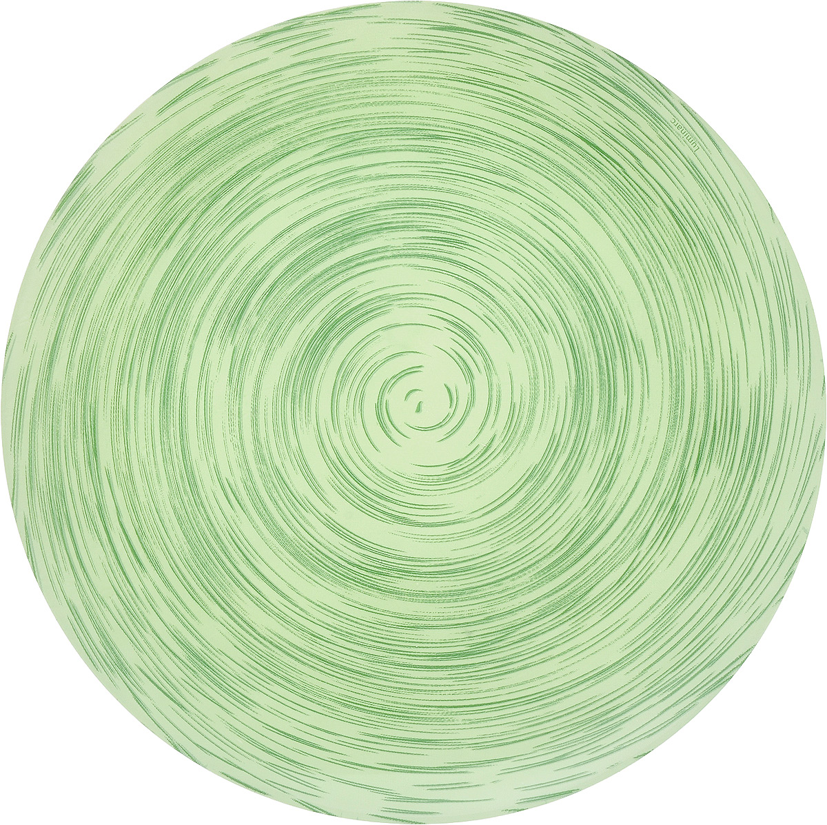 Тарелка обеденная Luminarc Stonemania Pistache, диаметр 25 см115510Обеденная тарелка Luminarc Stonemania Pistache, изготовленная из высококачественного стекла, имеет изысканный внешний вид. Такая тарелка прекрасно подходит как для торжественных случаев, так и для повседневного использования. Идеальна для подачи десертов, пирожных, тортов и многого другого. Она прекрасно оформит стол и станет отличным дополнением к вашей коллекции кухонной посуды. Можно мыть в посудомоечной машине.