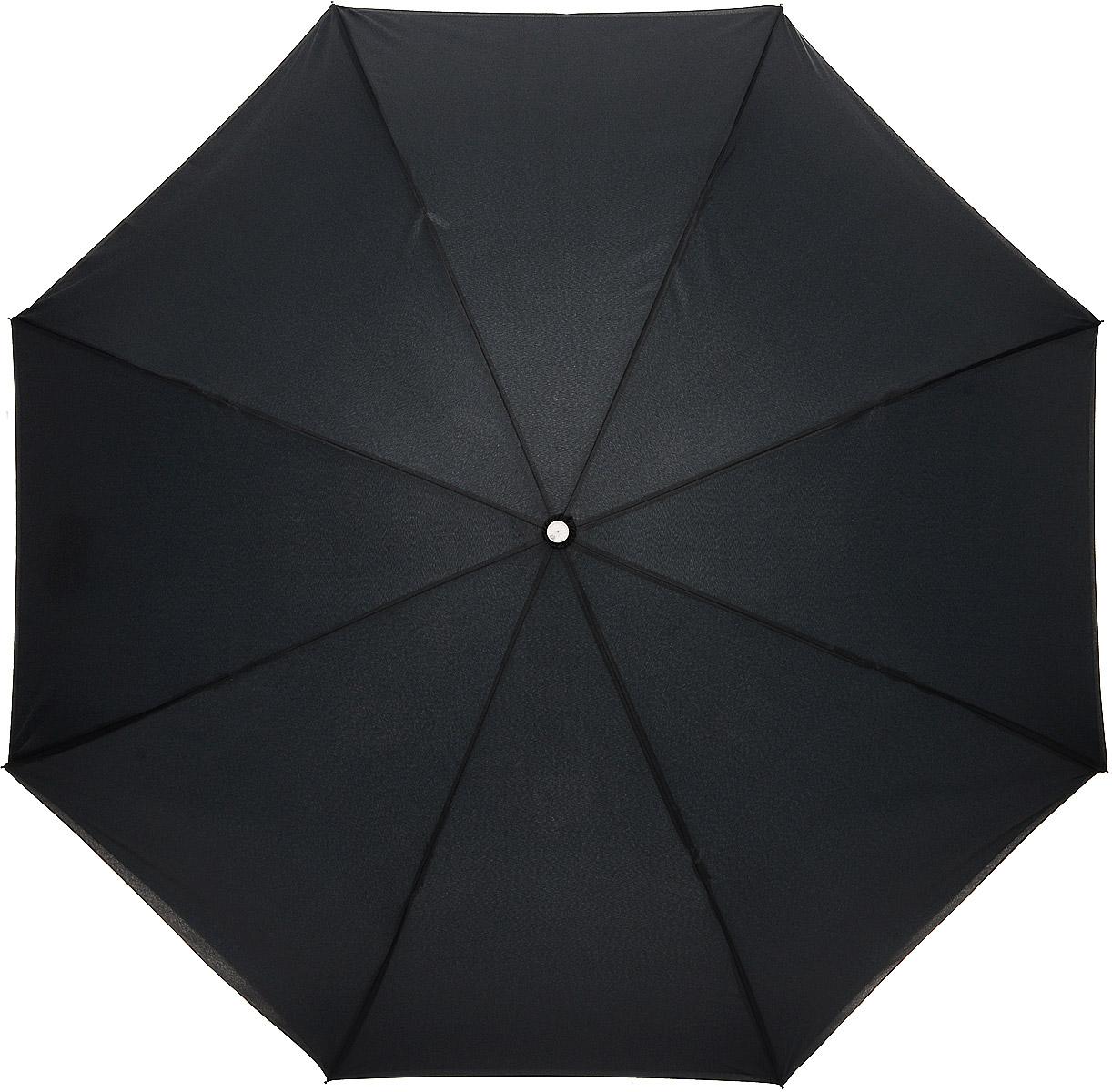 Зонт-трость женский Vera Victoria Vito, механика, цвет: черный, красный. 20-701-3Колье (короткие одноярусные бусы)Оригинальный зонт-трость Vera Victoria Vito надежно защитит вас от дождя. Купол выполнен из полиэстера, который не пропускает воду. Внутренняя поверхность зонта оформлена декоративной перфорацией. Каркас зонта и спицы выполнены из высококачественного металла.Удобная ручка выполнена из пластика. Зонт имеет механический тип сложения: открывается и закрывается при нажатии на кнопку. Зонт складывается внутренней стороной наружу, избавляя владельца от контакта с мокрой поверхностью.