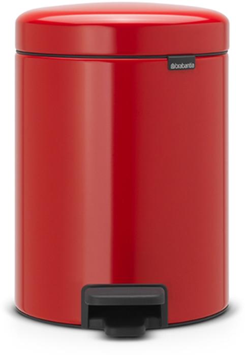 Мусорный бак с педалью Brabantia NewIcon, 5 л. 112089787502Этот 5-литровый бак с педалью идеально подходит для ванной, туалета или детской комнаты.Бесшумный – плавное закрывание крышки и необыкновенно мягкий ход педали.Не пропускает запах – плотно прилегающая крышка.Устойчивый – специальное устройство, предотвращающее опрокидывание бака.Не повреждает пол – нескользящее основание.Удобная очистка – съемное внутреннее пластиковое ведро.Всегда опрятный вид – в комплекте идеально подходящие по размеру мешки для мусора PerfectFit (размер В). Сертификат соответствия концепции регенерации Cradle to Cradle.Изготовлен на 40% из переработанных материалов, подлежит вторичной переработке вместе с упаковкойна 98%. 10 лет гарантии.Brabantia c заботой о вашем доме и планете. Добрые дела сегодня – залог счастливого завтра. Мусорные баки с педалью newIcon не только безупречно красивы, они еще и надежные работники! Покупая этот бак, вы вносите вклад в крупнейший проект по очистке мирового океана от пластикового мусора, реализуемый организацией Ocean Cleanup. При продаже каждого бака Brabantia осуществляет благотворительный вклад в проект. Разве это не здорово?