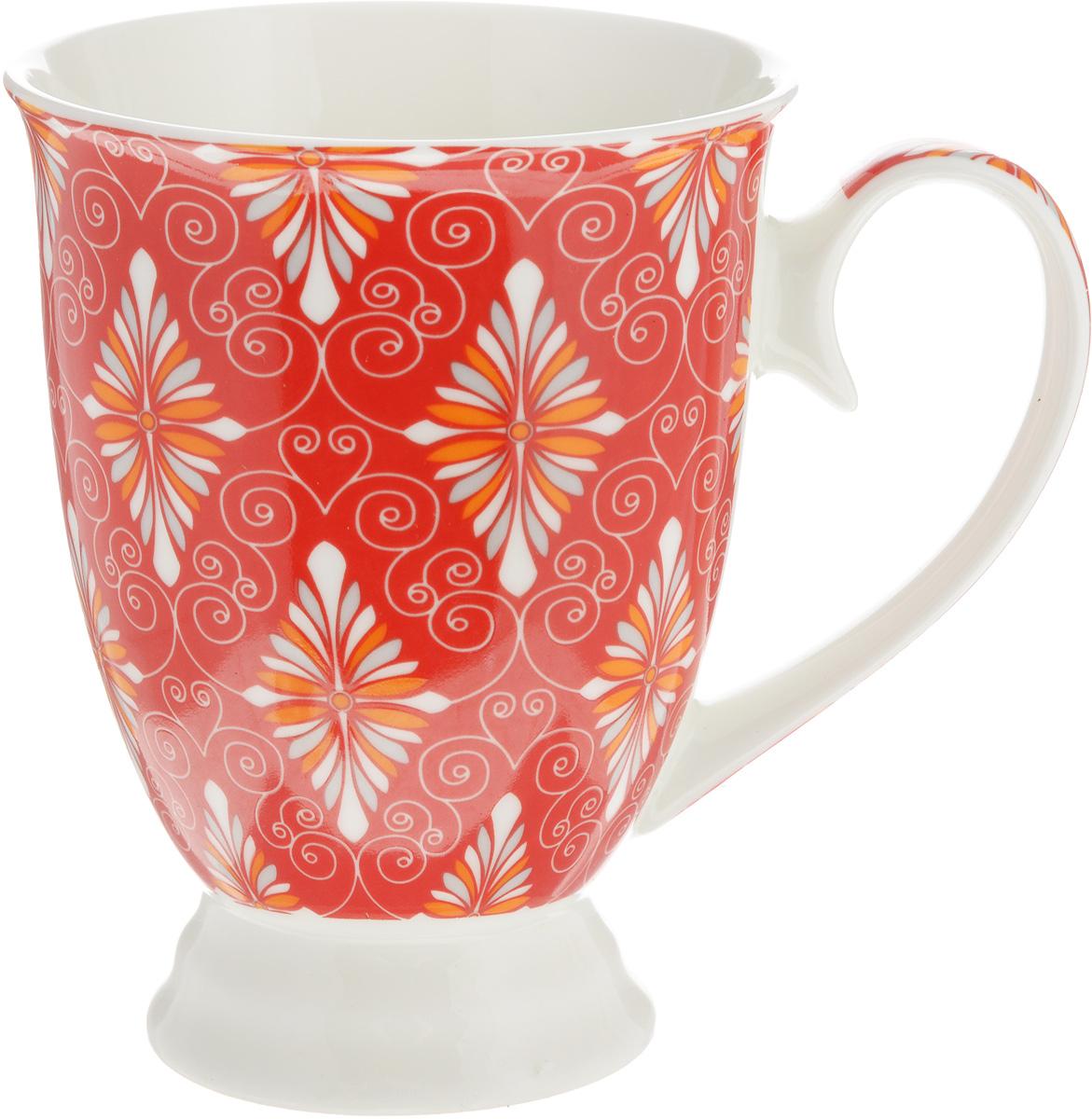 Кружка Lillo Цветочно-ягодный микс, цвет: красный, 250 мл54 009312Кружка Lillo Цветочно-ягодный микс выполнена из высококачественной керамики с глазурованным покрытием. С внешней стороны изделие декорировано красочным рисунком. Такая кружка станет приятным подарком и согреет вас холодными вечерами. Диаметр (по верхнему краю): 8 см.Высота кружки: 10,5 см.