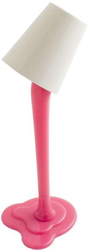 Эврика Ручка шариковая Лампа с подсветкой цвет корпуса розовый72523WDУдивительная светящаяся настольная ручка-лампа на подставке создает иллюзию, будто небольшое ведерко с краской зависло в воздухе. Стильная, яркая, необычная вещица украсит собой рабочий стол, подсветит подписываемый документ и удивит коллег.