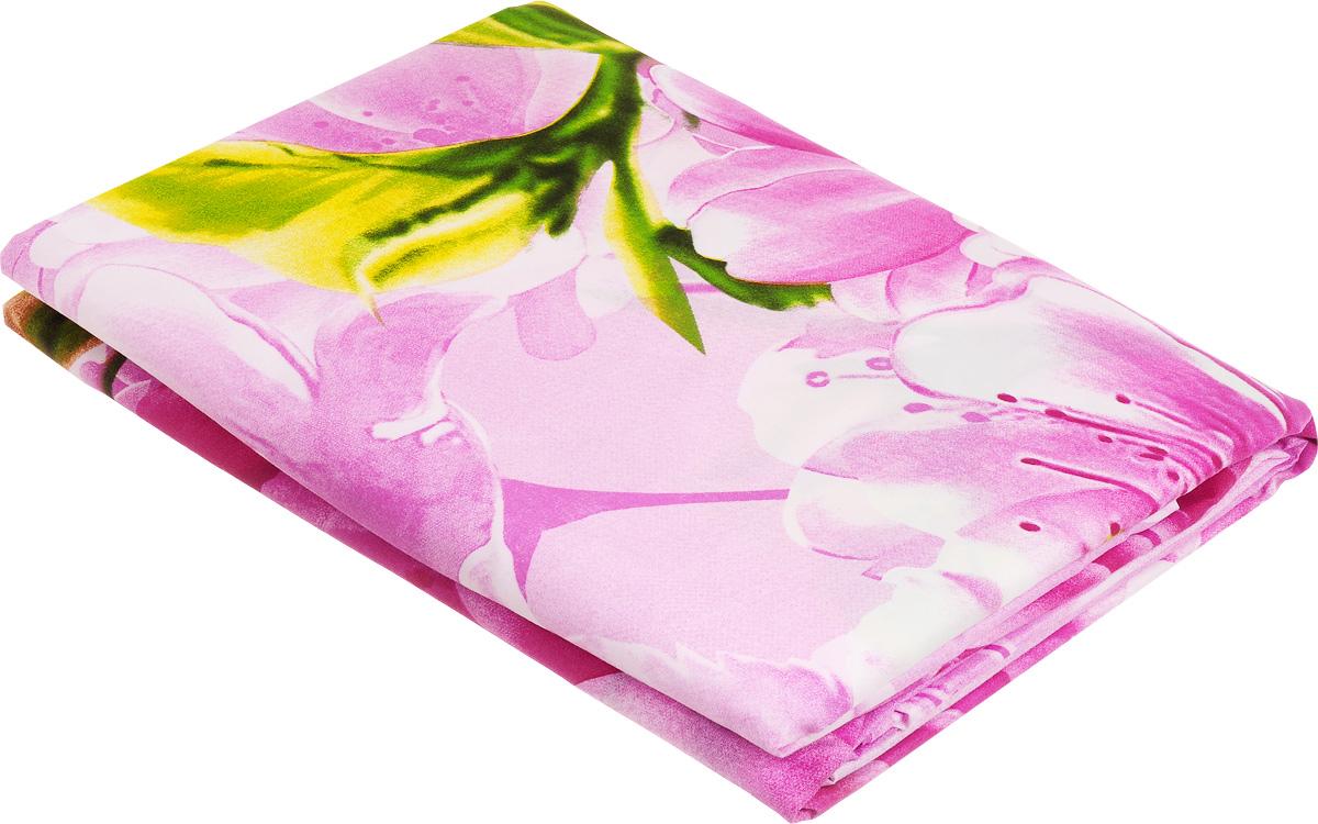 Комплект белья МарТекс Юлиана, 1,5-спальный, наволочки 70х70, цвет: розовый01-0523-1Комплект постельного белья МарТекс Юлиана состоит из пододеяльника, простыни и двух наволочек и изготовлен из качественной микрофибры. Постельное белье оформлено оригинальным ярким 5D рисунком и имеет изысканный внешний вид. Ткань микрофибра - новая технология в производстве постельного белья. Тонкие волокна, используемые в ткани, производят путем переработки полиамида и полиэстера. Такая нить не впитывает влагу, как хлопок, а пропускает ее через себя, и влага быстро испаряется. Изделие не деформируется и хорошо держит форму.Приобретая комплект постельного белья МарТекс, вы можете быть уверенны в том, что покупка доставит вам и вашим близким удовольствие и подарит максимальный комфорт.