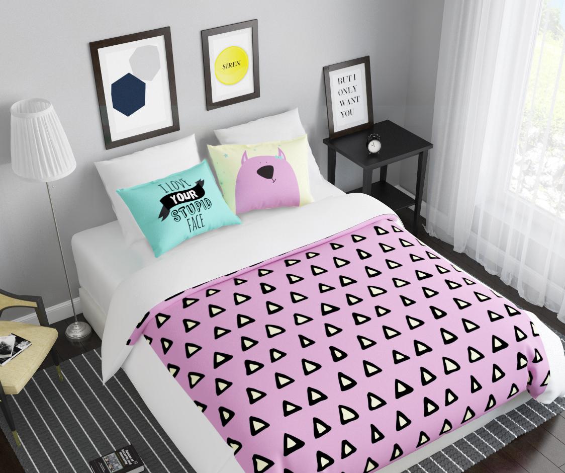 Комплект белья Сирень В недоумении, 1,5-спальный, наволочки 50x7007909-КПБ-МКомплект постельного белья Сирень состоит из простыни, пододеяльника и 2 наволочек. Комплект выполнен из современных гипоаллергенных материалов. Приятный при прикосновении сатин - гарантия здорового, спокойного сна. Ткань хорошо впитывает влагу, надолго сохраняет яркость красок. Четкий, изящный рисунок в сочетании с насыщенными красками делает комплект постельного белья неповторимой изюминкой любого интерьера. Постельное белье идеально подойдет для подарка.
