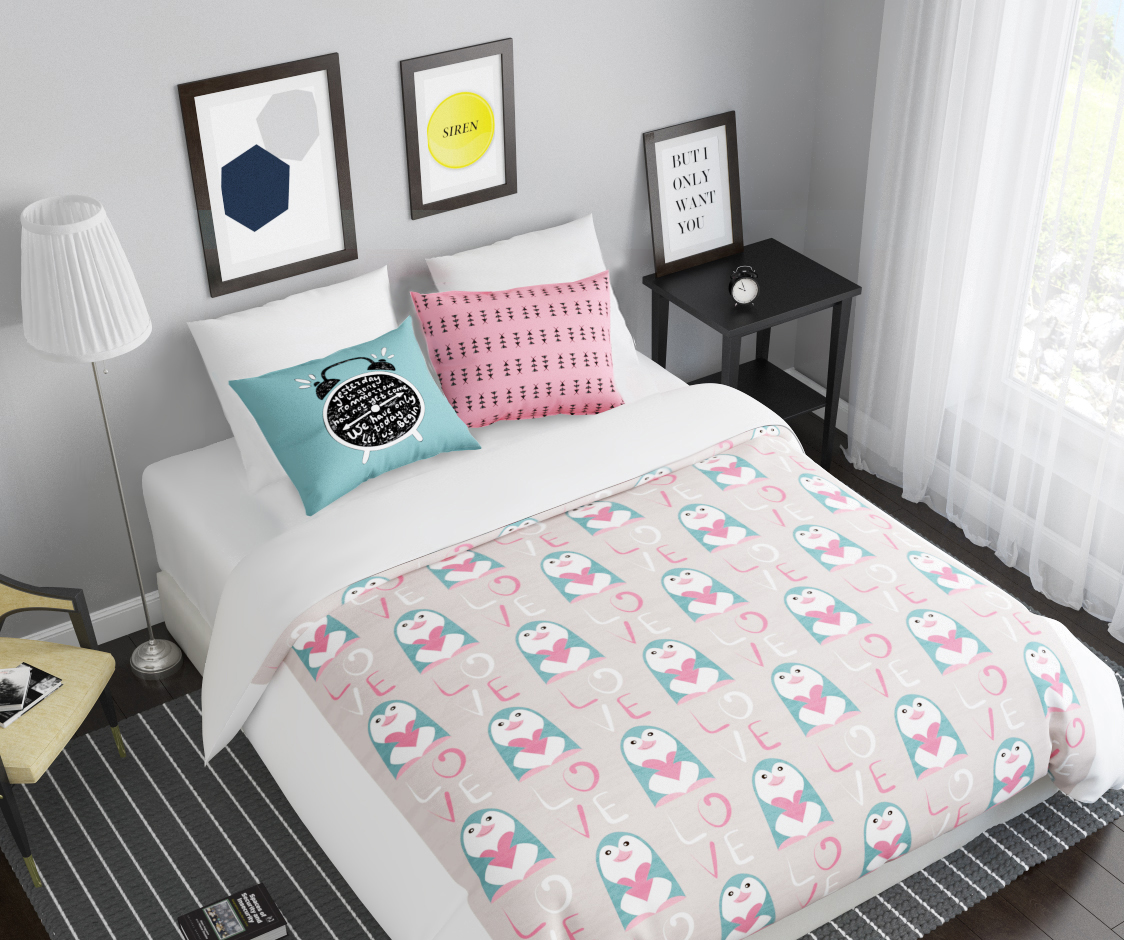 Комплект белья Сирень Счастливое утро, 1,5-спальный, наволочки 50x70SC-FD421004Комплект постельного белья Сирень состоит из простыни, пододеяльника и 2 наволочек. Комплект выполнен из современных гипоаллергенных материалов. Приятный при прикосновении сатин - гарантия здорового, спокойного сна. Ткань хорошо впитывает влагу, надолго сохраняет яркость красок. Четкий, изящный рисунок в сочетании с насыщенными красками делает комплект постельного белья неповторимой изюминкой любого интерьера. Постельное белье идеально подойдет для подарка.