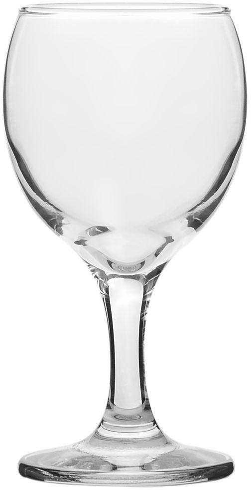 Набор бокалов Pasabahce Bistro, 175 мл, 6 штVT-1520(SR)Набор Pasabahce BISTRO состоит из шести бокалов, выполненных из прочного натрий-кальций-силикатного стекла. Изделия оснащены ножками. Бокалы сочетают в себе элегантный дизайн и функциональность. Благодаря такому набору пить напитки будет еще вкуснее.Набор бокалов Pasabahce BISTRO прекрасно оформит праздничный стол и создаст приятную атмосферу за ужином. Такой набор также станет хорошим подарком к любому случаю!