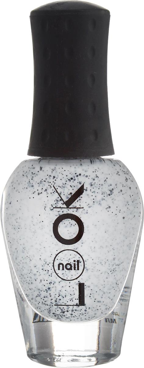 Nail LOOK Лак для ногтей Sweet Pepperland №245 8,5 млSC-FM20104Sweet Pepperland - Пастельные лаки с черными точками. Воздушный десерт с черным перцем! Модный тренд - пастельные оттенки с черным глиттером.