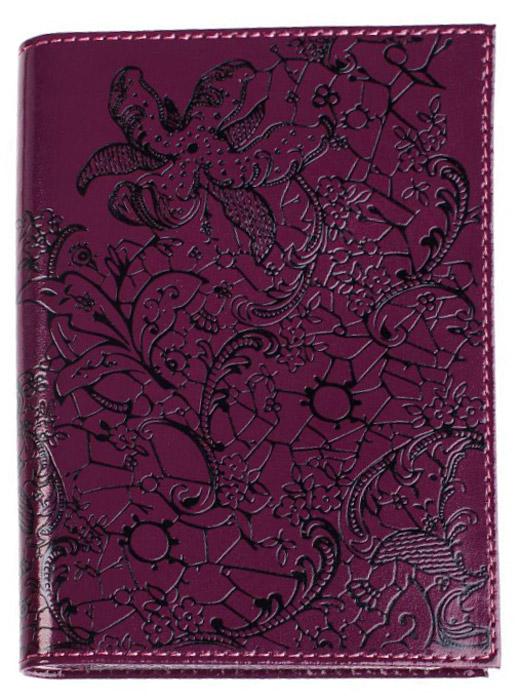 Бумажник водителя Befler, цвет: фиолетовый. BV.38.-1BV.38.-1.violetБумажник водителя Befler выполнен из натуральной кожи фиолетового цвета и оформлен цветочными узорами. Имеет внутри два глубоких вертикальных кармана и внутренний блок из прозрачного пластика для водительских документов.Такой бумажник станет отличным подарком для человека, ценящего качественные и необычные вещи. Характеристики: Цвет: фиолетовый. Размер (в закрытом виде): 9 см x 12,5 см. Размер упаковки: 10,5 см x 14,5 см x 1 см. Материал: натуральная кожа. Производитель: Россия. Артикул:BV.38.-1.violet.Befler является дочерним брендом крупнейшего производителя кожгалантереи - компании Askent, существующей с 1993 года. Сохраняя лучшие традиции и высокую культуру производства компании, изделия под маркой Befler соответствуют самым высоким мировым стандартам. Вся продукция проходит многоступенчатый контроль качества на каждой стадии производства, что позволяет приблизить процент брака к нулю.