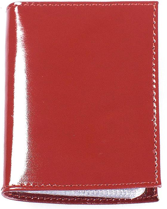 Визитница вертикальная Befler, цвет: коричневый. V.32.-1INT-06501Компактная вертикальная визитница Befler коричневого цвета - стильная вещь для хранения визиток. Обложка выполнена из натуральной кожи с покрытием, имитирующем лаковое.Визитница предназначена для хранения 20 визиток. Характеристики: Цвет: коричневый. Размер: 10,5 см x 7,5 см x 1 см. Размер упаковки: 14 см x 7,5 см x 2 см. Материал: натуральная кожа. Производитель: Россия. Артикул: V.32.-1.cognac.