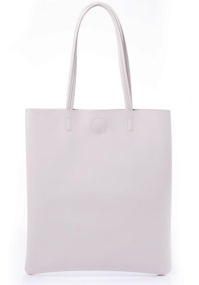 Сумка женская Baggini, цвет: молочный. 27001/31BM8434-58AEЖенская сумка Baggini выполнена из искусственной кожи. Модель с одним отделением застегивается на металлическую кнопку. Внутри имеется карман на молнии. Сумка оснащена удобными ручками.