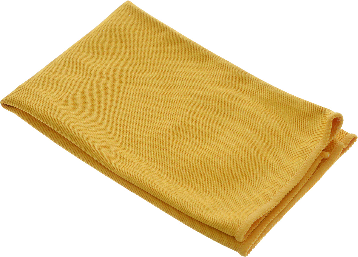 Салфетка Rexxon, для стекол автомобиля, цвет: желтый, 35 х 35 смRC-100BWCСалфетка Rexxon выполнена из высококачественной микрофибры. Благодаря своей структуре она эффективно удаляет со стекол грязь, следы засохших насекомых.Микрофибровое полотно удаляет грязь с поверхности намного эффективнее, быстрее и значительно более бережно в сравнении с обычной тканью, что существенно снижает время на проведение уборки, поскольку отсутствует необходимость протирать одно и то же место дважды. Использовать салфетку можно для чистки как наружных, так и внутренних стеклянных поверхностей автомобиля. Микрофибра устойчива к истиранию, ее можно быстро вернуть к первоначальному виду с помощью ручной стирки при температуре 60°С. Приобретая микрофибровые изделия для чистки автомобиля, каждый владелец сможет обеспечить достойный уход за любимым транспортным средством.Состав: 80% полиэстер, 20% полиамид.