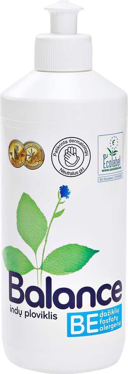 Эко-гипоаллергенное средство для мытья посуды Balance, концентрированное, 500 мл4607002303298Экологическое средство для мытья посуды, 500 мл. Без раздражителей - красителей и ароматизаторов, предназначено для мытья посуды вручную. Рекомендовано дерматологами к использованию аллергиками и людьми с чувствительной кожей. Имеет нейтральный рН. Оказывает более щадящее воздействие на руки, не сушит кожу, не повреждает ногти, не раздражает дыхательные пути. Легко биологически расщепляется при контакте с окружающей средой. Густая прозрачная жидкость создает нежную пену, которая эффективно удаляет жир и остатки пищи с посуды и стеклянных, керамических, каменных и металлических поверхностей. Применение: для мытья посуды рекомендуется использовать приготовленный раствор, а не проточную воду, поскольку так вы экономите электроэнергию, воду и сохраняете окружающую среду. Приготовление раствора для мытья посуды: разовая доза на 5 литров моющего раствора для легко загрязненной посуды - 2 мл (1/2 чайной ложки), для сильно загрязненной - 4 мл (1 чайная ложка) средства для мытья посуды. Окуните посуду в приготовленный раствор, потрите губкой, затем промойте чистой водой. Одной бутылки средства для мытья посуды достаточно примерно на 170 раз. Состав: 5-15% анионных поверхностно-активных веществ, <5% амфотерных поверхностно-активных веществ, <5% неионных поверхностно-активных веществ, консервант (dimethylol glycol, methylchloroisothiazolinone, methylisothiazolinone).