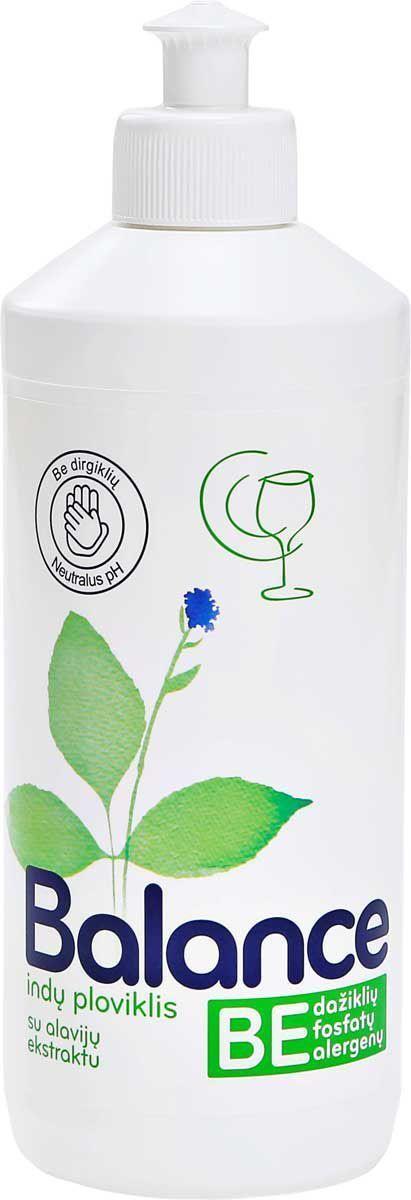 Эко-гипоаллергенное средство для мытья посуды Balance, с экстрактом алоэ вера, 500 мл531-402Экологическое cредство для мытья посуды с экстрактом алоэ, 500 мл. Без раздражителей - красителей и ароматизаторов, предназначено для мытья посуды вручную. Содержит экстракт алоэ, который увлажняет и успокаивает кожу, а также предохраняет ее от воспалений. Имеет нейтральный рН. Оказывает более щадящее воздействие на руки, не сушит кожу, не повреждает ногти, не раздражает дыхательные пути. Легко биологически расщепляется при контакте с окружающей средой. Густая прозрачная жидкость создает нежную пену, которая эффективно удаляет жир и остатки пищи с посуды и стеклянных, керамических, каменных и металлических поверхностей. Применение: для мытья посуды рекомендуется использовать приготовленный раствор, а не проточную воду, поскольку так вы экономите электроэнергию, воду и сохраняете окружающую среду. Приготовление раствора для мытья посуды: разовая доза на 5 литров моющего раствора для легко загрязненной посуды - 2 мл (1/2 чайной ложки), для сильно загрязненной - 4 мл (1 чайная ложка) средства для мытья посуды. Окуните посуду в приготовленный раствор, потрите губкой, затем промойте чистой водой. Одной бутылки средства для мытья посуды достаточно примерно на 170 раз. Состав: 5-15% анионных ПАВ, <5% амфотерных ПАВ, <5% неионных ПАВ, экстракт алоэ, консервант (dimethylol glycol, methylchloroisothiazolinone, methylisothiazolinone).