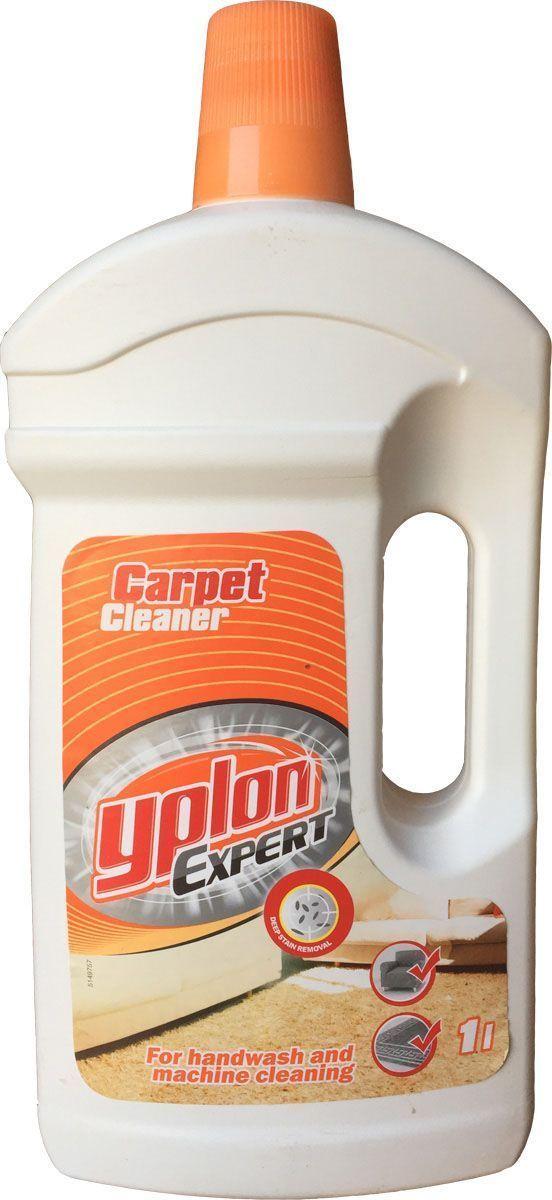 Шампунь Yplon, для ковров, 1 л1530Шампунь для ковровYplon (Иплон) используется для ручной чистки и чистки с помощью машин для чистки ковров. Подходит для всех типов ковров (из натуральных и синтетических волокон) и для всех видов текстиля (из натуральных и синтетических волокон). Перед первым применением попробуйте средство на скрытом участке. Нельзя использовать для ковров или текстиля с нестойким окрашиванием, а также для бархата, парчи, шелка, ковров ручной работы и других материалов, непригодных для влажной чистки. При чистке моющим пылесосом средство не использовать.