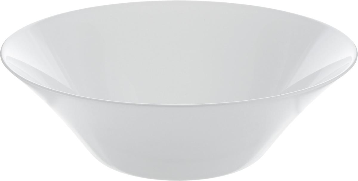 Салатник Luminarc Alizze, диаметр 29 см54 009312Салатник Luminarc Alizze, изготовленный из ударопрочного стекла, оформлен в классическом стиле. Изделие прекрасно подойдет для подачи различных блюд: закусок, салатов или фруктов. Бренд Luminarc - это один из лидеров мирового рынка по производству посуды и товаров для дома. В основе процесса изготовления лежит высококачественное сырье, а также строгий контроль качества. Товары для дома Luminarc уважают и ценят во всем мире, а многие эксперты считают данного производителя эталоном совершенства.Диаметр салатника (по верхнему краю): 29 см.Высота салатника: 9 см.