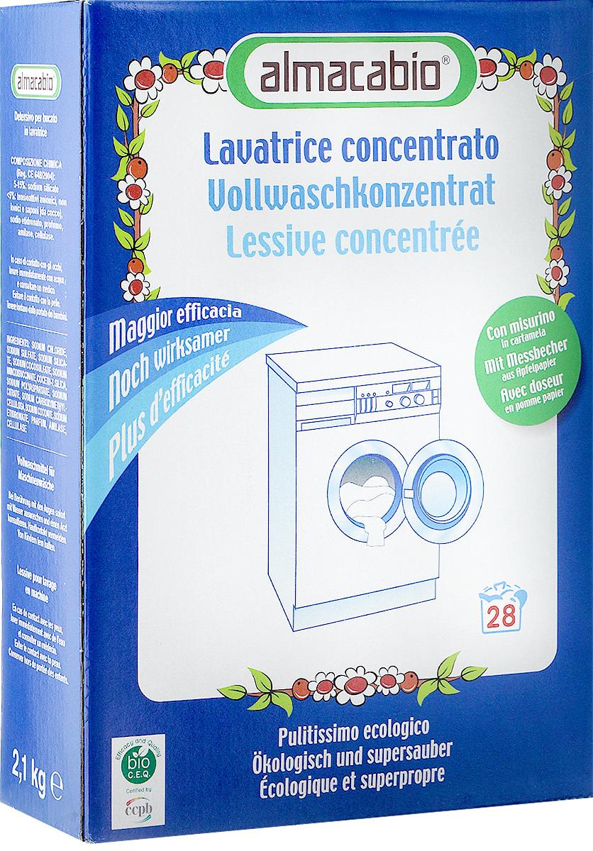 """Порошок стиральный Almacabio """"Washing Powder Pack"""", 2,1 кг"""