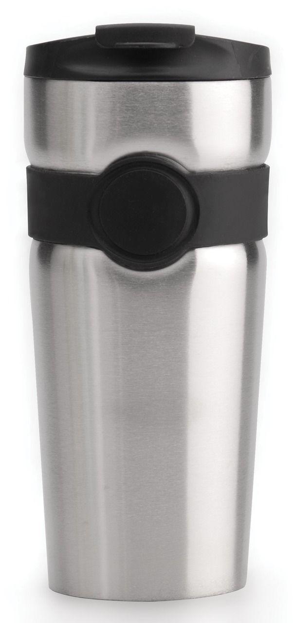 Термокружка дорожная BergHOFF Cook&Co, 450 млVT-1520(SR)Термокружка дорожная BergHOFF Cook&Co очень удобная, так как имеет силиконовую вставку, что не дает возможность выскальзывания ее из рук. Положительным моментом является наличие герметично-закручивающейся крышки. В таком термосе ваш напиток на долгое время останется горячим и ароматным, а вода со льдом – ледяной.