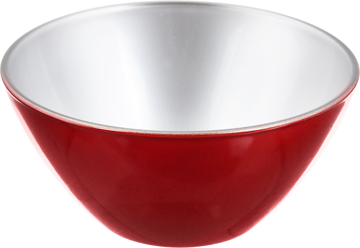 Салатник Luminarc Flashy Colors, цвет: красный, диаметр 12 см115610Салатник Luminarc Flashy Colors выполнен из ударопрочного стекла. Салатник идеально подойдет для сервировки стола и станет отличным подарком к любому празднику.Диаметр (по верхнему краю): 12 см.Высота салатника: 6,5 см.
