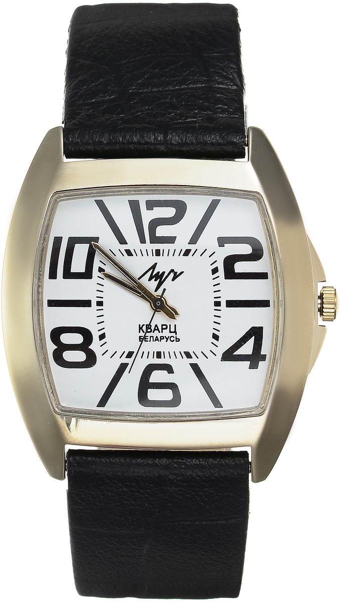 Zakazat.ru Наручные часы мужские Луч Классическая коллекция, цвет: золотистый. 333577725