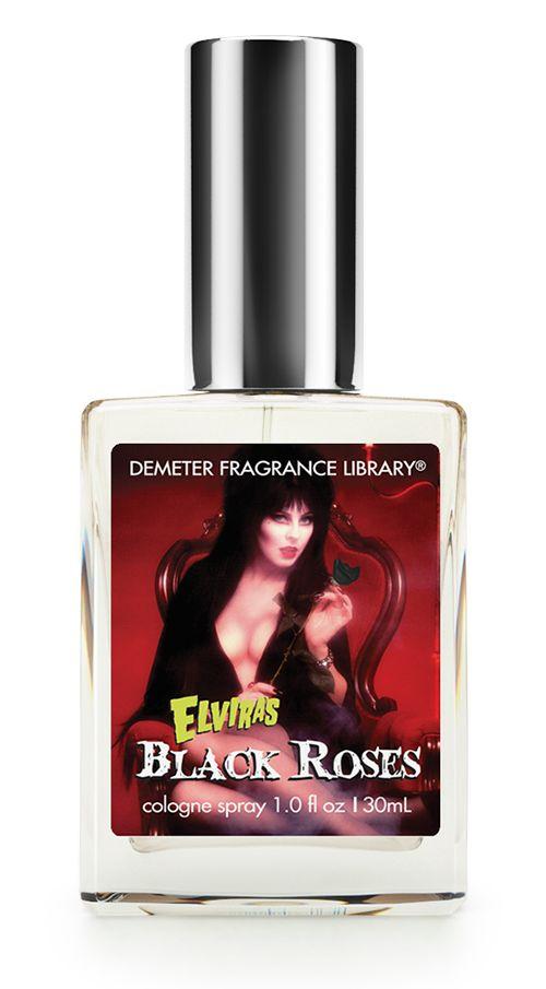 Demeter Fragrance Library Духи-спрей Черная роза (Elviras black roses), женские, 30 мл28032022Черная роза (Elvira's black roses) — это максимально страстный вихрь из розового чая, лепестков болгарской розы и наркотического цветения Даваны, обволакивающиеся яркими нотами красной смородины, пачули, черного янтаря и ветивера. При таком раскладе очень важно не умереть на месте от нахлынувших чувств.Способ применения: нанести на сухую, чистую кожу. На точки пульса, волосы, одежду. Духи считаются самым изысканным видом парфюмерной продукции и содержат самый большой процент ароматической композиции (от 15% до 30% и более), растворенной в очень чистом спирте (96% об.). Высокое содержание экстракта обеспечивает духам большую стойкость и силу по сравнению с другими видами парфюмерных товаров. Всего лишь пары капель достаточно для того, чтобы запах держался в течение 5 и более часов. Товар сертифицирован.