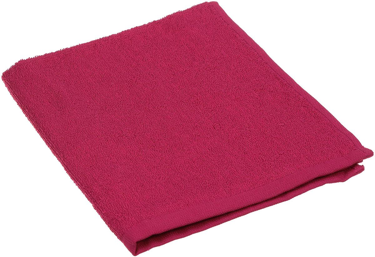 Полотенце махровое Osborn Textile, цвет: бордовый, 40 х 40 см1004900000360В состав полотенца Osborn Textile входит только натуральное волокно - хлопок. Такое полотенце будет незаменимо в вашем быту. Оно создаст прекрасное настроение не только в ванной комнате, но и на кухне. Изделие прекрасно впитывает влагу и быстро сохнет. При соблюдении рекомендаций по уходу не линяет и не теряет форму даже после многократных стирок. Плотность: 400 г/м2.