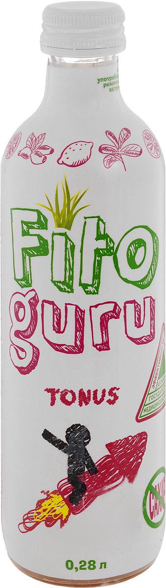 Fitoguru Tonus грейпфрут, бергамот, элеутерококк, 280 мл0120710Fitoguru Tonus повышает тонус. Доказано клинически, что при регулярном употреблении Fitoguru, повышается активность, настроение и самочувствие в 90% случаев по шкале САН; снижается физическая слабость на8,9% в 100% случаев. В каждой бутылке гарантировано 50% суточной нормы биологически активных веществ для поддержания активности и хорошего настроения. Поддерживаем организм в тонусе, благодаря миксу цитрусовых, насыщенных тонизирующими эфирными маслами и экстракта боярышника, который регулирует тонус сосудистой системы за счет высокого содержания флавоноидов.Повышаем уровень энергии (не прибегая к кофеину). Экстракт элеутерококка (сибирского женьшеня) повышает работоспособность и стрессоустойчивость, а также улучшает условно-рефлекторную деятельность благодаря высокому содержанию биологически активных элеутерозидов.Крапива. Зря бабушка отучала тебя шалить с помощью крапивы! Она так тонизирует и стимулирует организм, что иногда даже усидеть на месте сложно.Очищаем организм от лишнего. Зашлакованный организм ослаблен и не может быть в тонусе. Экстракт зеленого чая с высоким содержанием катехинов очищает организм от шлаков.