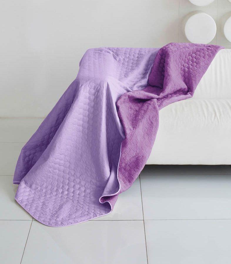 Комплект для спальни Sleep iX Multi Set, евро макси, цвет: фиолетовый, 4 предмета. pva221582pva221582Комплект для спальни Sleep iX Multi Set состоит из покрывала, простыни, 2 наволочек. Верх многофункционального одеяла-покрывала выполнен из мягкой микрофибры, которая хорошо сохраняет тепло, устойчива к стирке и износу, а низ выполнен изискусственного меха. Этот мех не требует специального ухода, он легко чистится и долгое время сохраняет мягкость и внешний вид. Наволочки, простыня и чехлы подушек выполнены из микрофибры. Комплект для спальни Sleep iX Multi Set - это прекрасный способ придать спальне уют и привнести в интерьер что-то новое.Размер одеяла-покрывала: 220 х 240 см.Размер простыни: 230 х 240 см.Размер наволочек: 50 х 70 см. (2 шт)Наполнитель: Силиконизированное волокно.