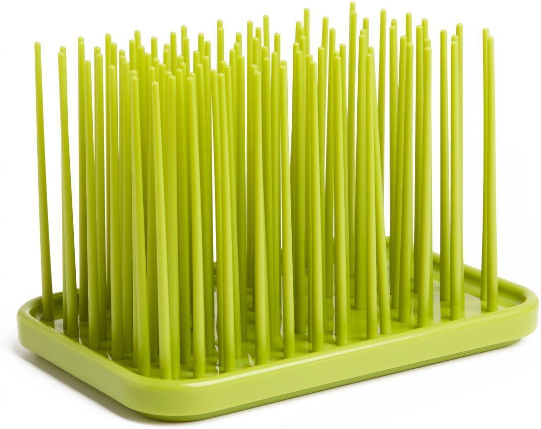 Органайзер Umbra Grassy, цвет: зеленый, 15,2 х 10,2 х 10,2 см023873-755Забавный многофункциональный органайзер, который можно использовать как подставку для канцтоваров, держатель для зубных щеток и пасты или для любых других целей. Он пригодится и в ванной, и на кухне, и в кабинете.