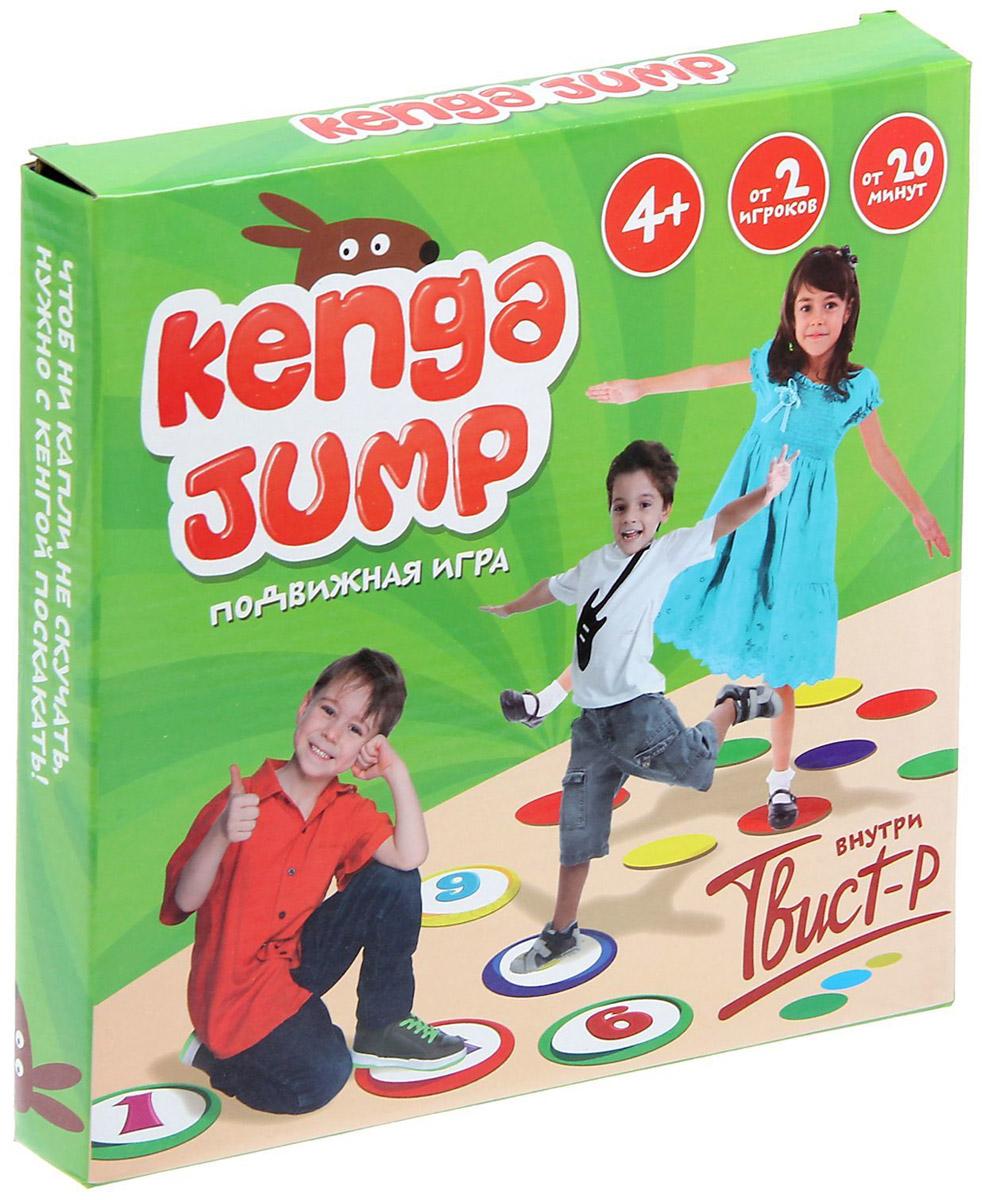 Лас Играс Обучающая игра Kenga Jump лас играс обучающая игра лесные приключения учим цвета и цифры