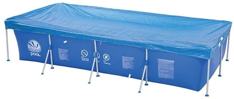 Чехол для бассейна Jilong, цвет: синий, 179 х 258 смAS 25Чехол для прямоугольных каркасных бассейнов POOL COVER - Размер чехла: 258х179см- Для бассейна размером: 258х179х66см- Прочный материал- Дренажные каналы предотвращают скопление воды- Стягивающий шнур- 1 штука в упаковке- Цвет: голубойАртикул:16111Упаковка:коробкаРазмер упаковки: 25x25x6 смВес: 0,585 кгКомпания JILONG это широкий выбор продукции высокого качества и отличный выбор для отдыха на природе.