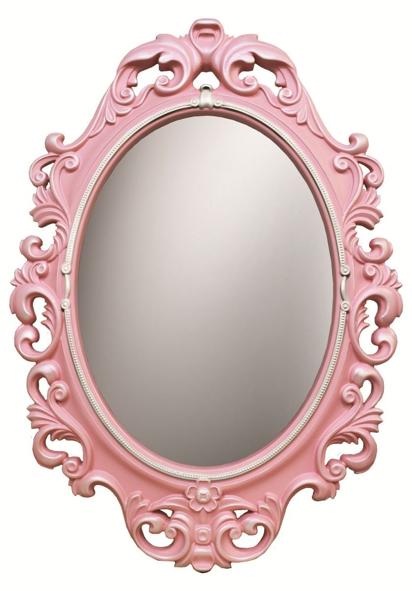 Зеркало VezzoLLi Винтаж, цвет: розовый, 67 х 96 см54 009312С обратной стороны зеркало снабжено двумя металлическими подвесами. Видимый размер зеркального полотна 60х43,5 см.