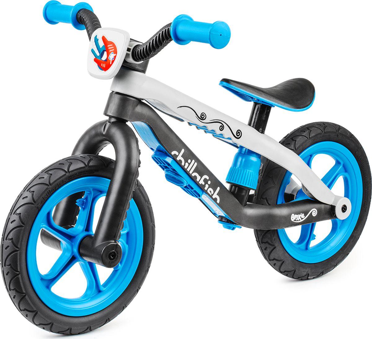 Chillafish Беговел детский BMXie-RS цвет синий -  Беговелы