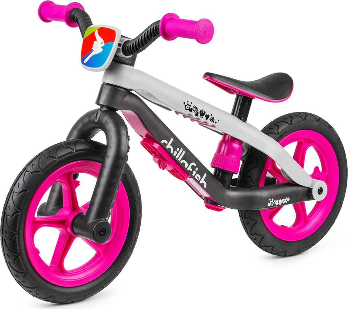 Chillafish Беговел детский BMXie-RS цвет розовый