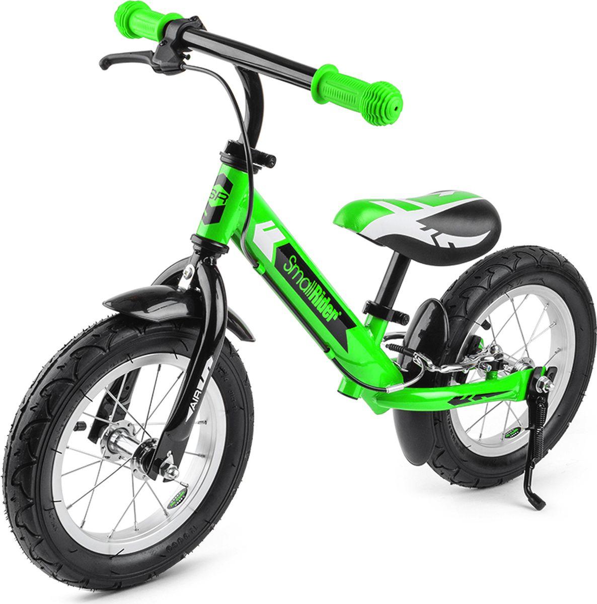 Small Rider Беговел детский Roadster Air цвет зеленый