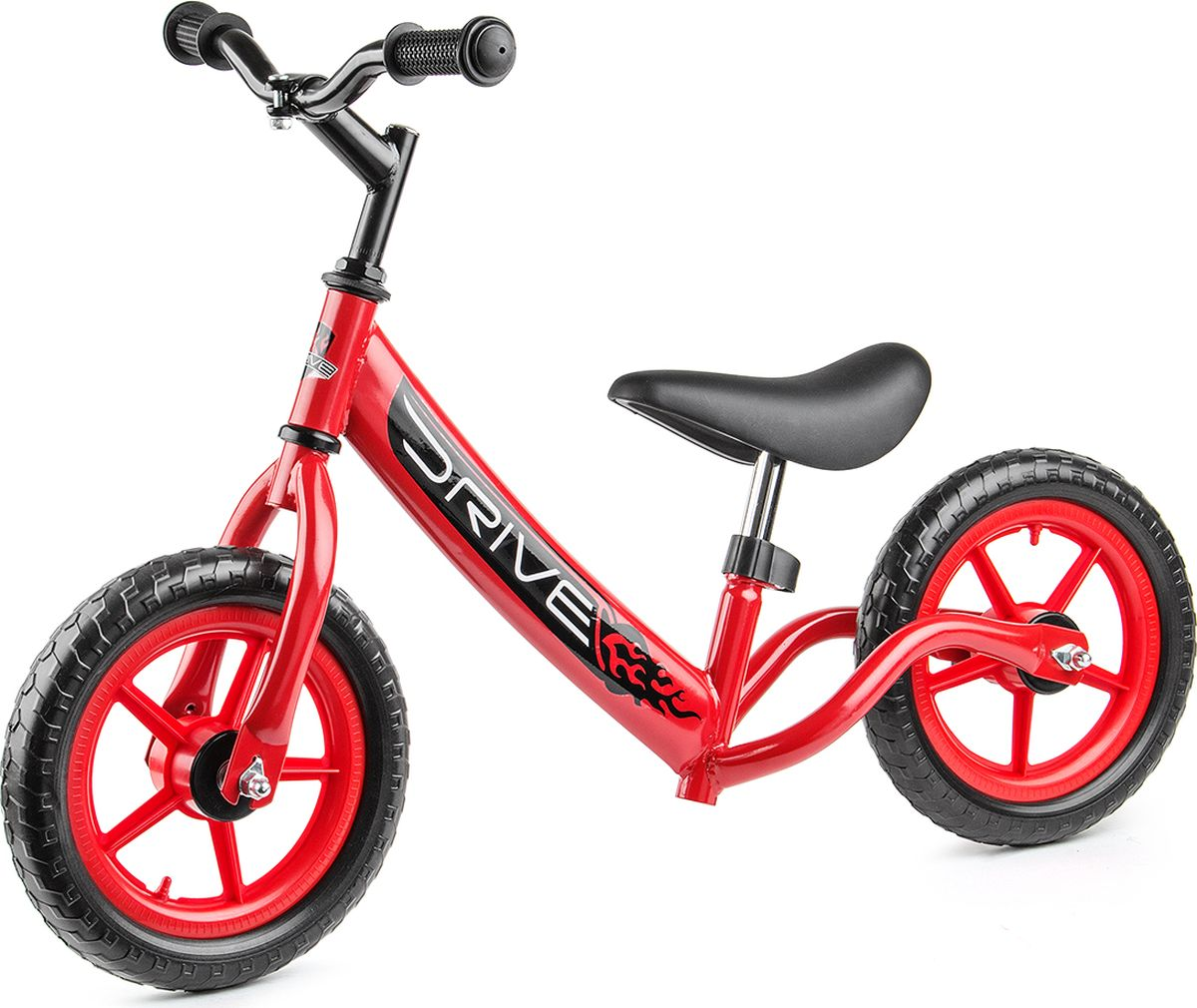 Small Rider Беговел детский Drive цвет красный