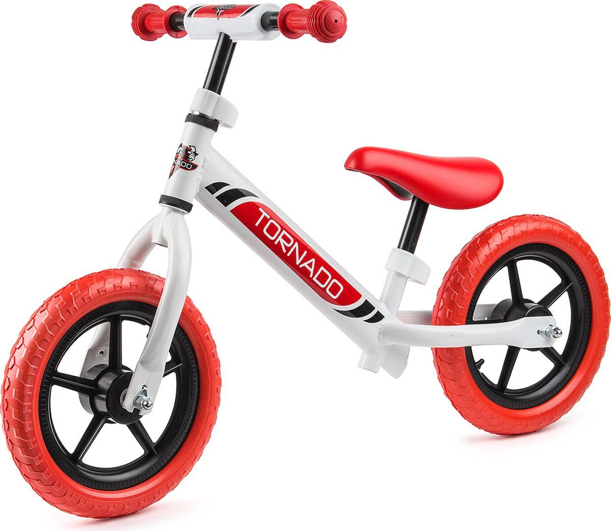 Small Rider Беговел детский Tornado цвет белый красный