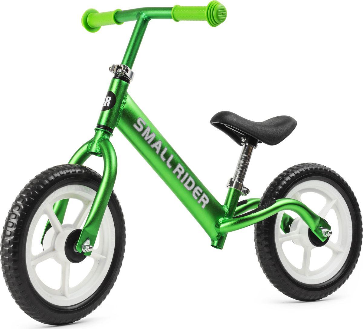 Small Rider Беговел Foot Racer Light цвет зеленый -  Беговелы