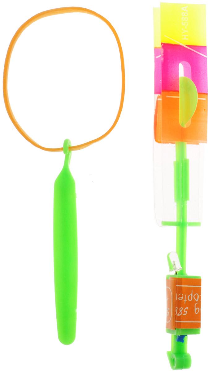 Veld-Co Вертушка Лепесток с запуском цвет зеленый