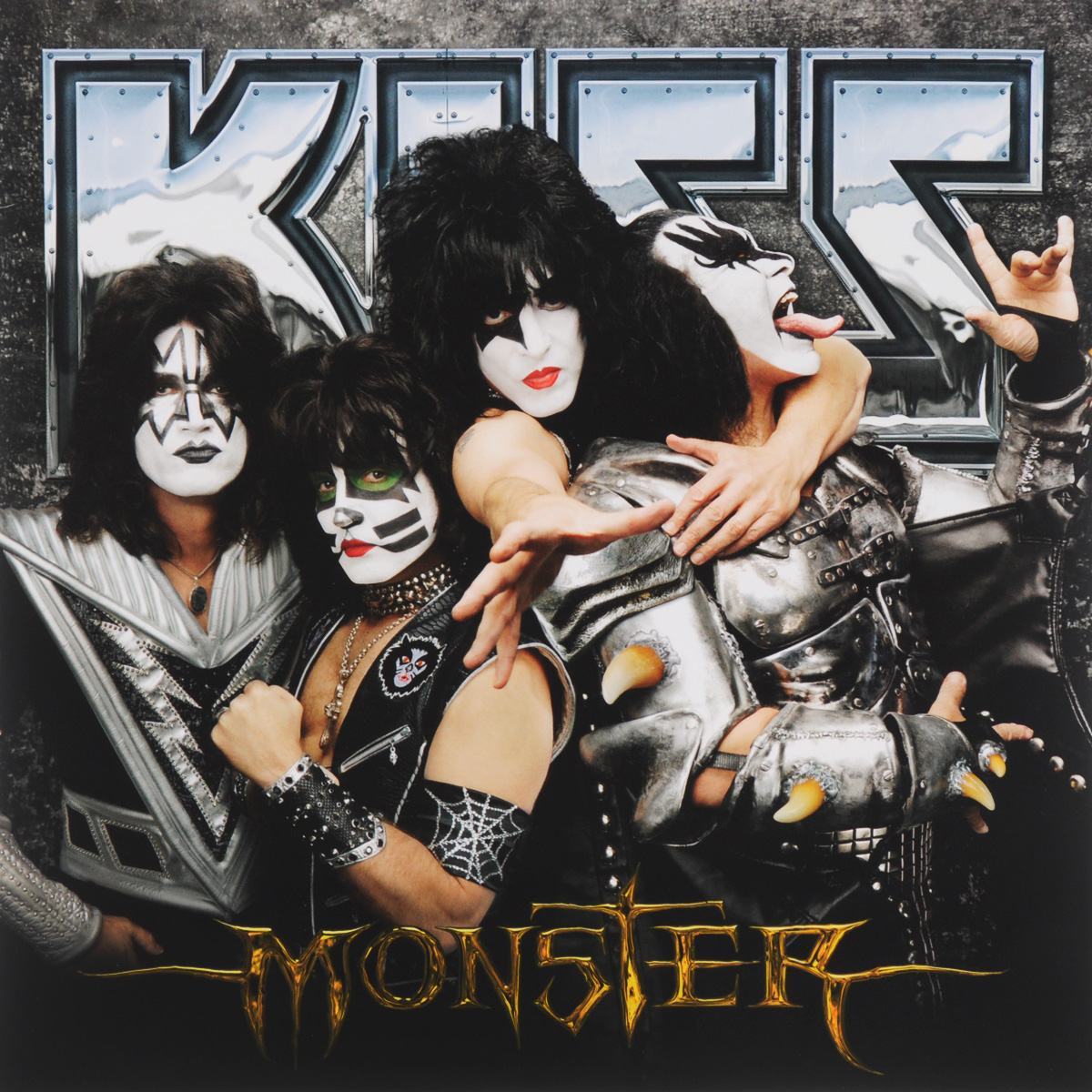 Kiss Kiss. Monster (LP) кид рок kid rock first kiss lp