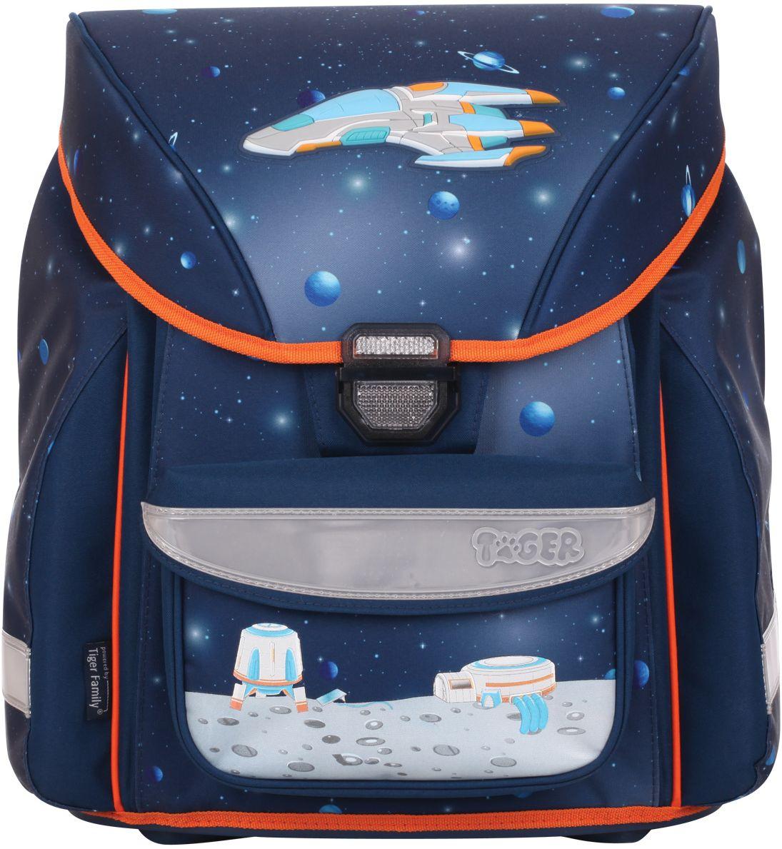 Tiger Enterprise Ранец школьный Spaceship