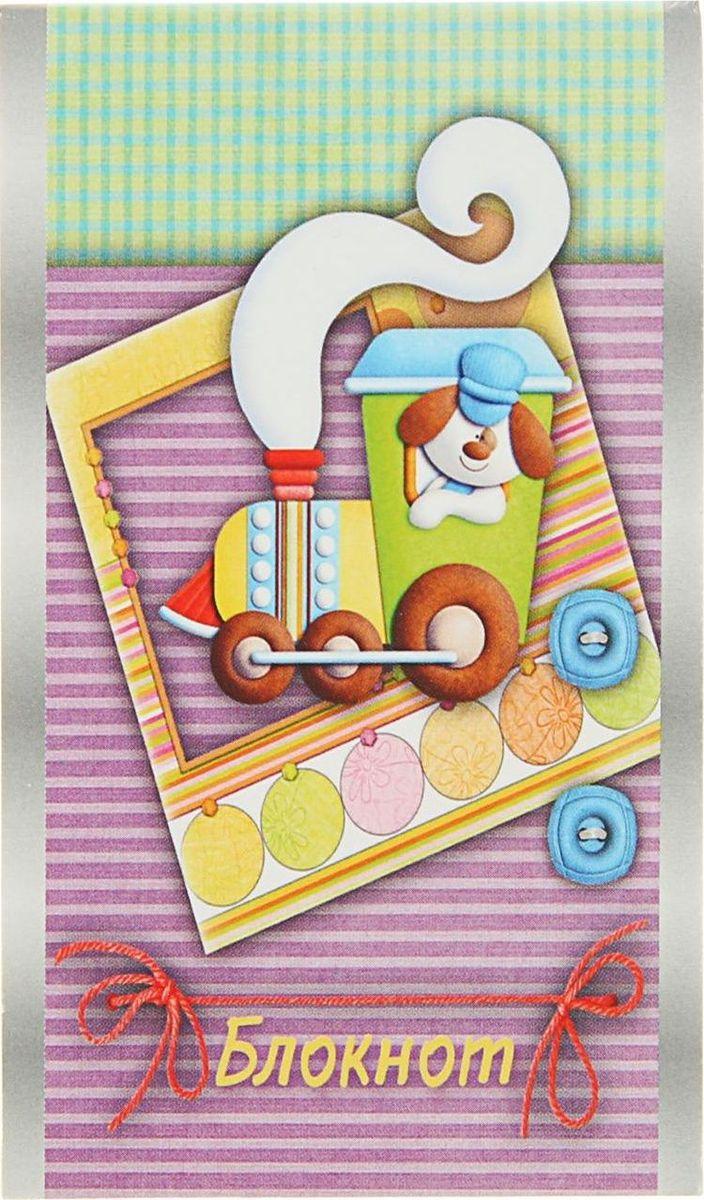ТетраПром Блокнот Детские игрушки 32 листа