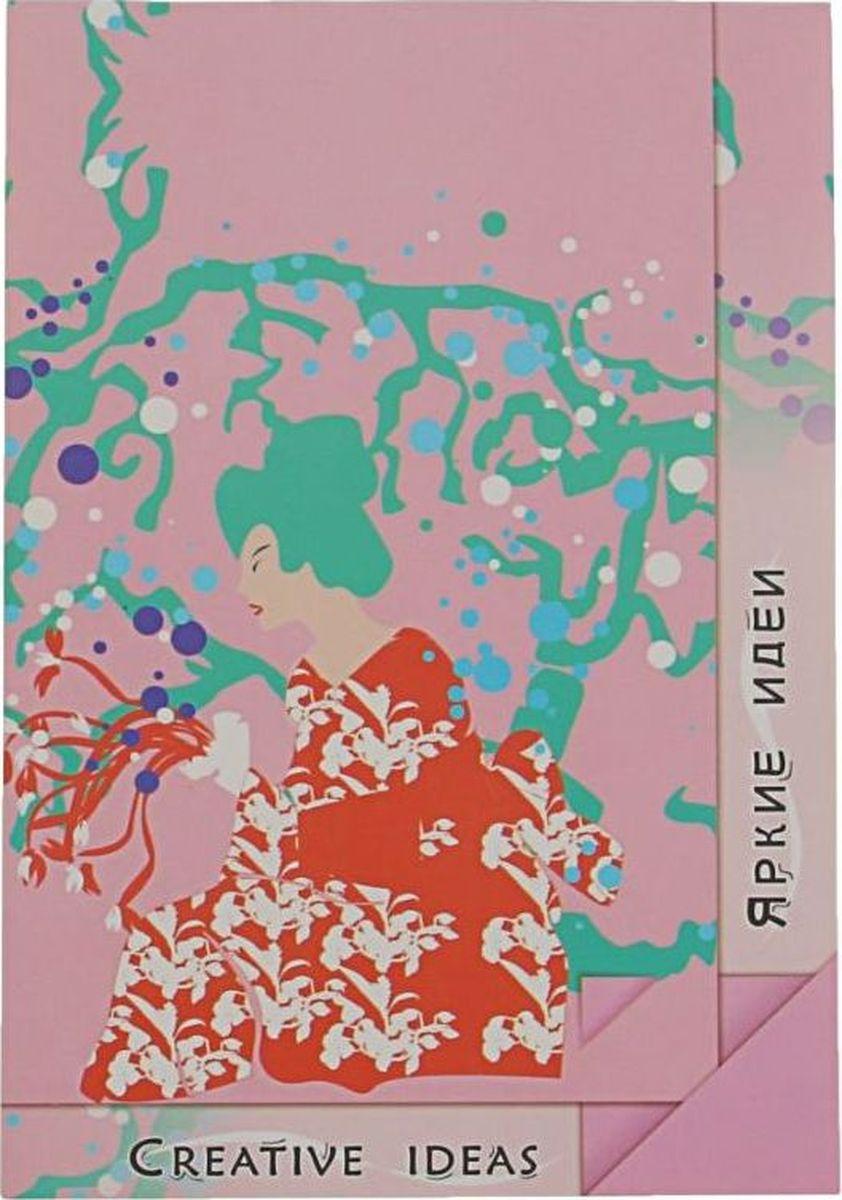 Лилия Холдинг Блокнот Creative Ideas 20 листов цвет розовый2070572Блокнот Лилия Холдинг из серии Creative Ideas отлично подойдет для фиксирования ярких идей. Обложка выполнена из высококачественного картона. Блокнот имеет клеевой переплет. Внутренний блок содержит 20 листов цветной бумаги без разметки.