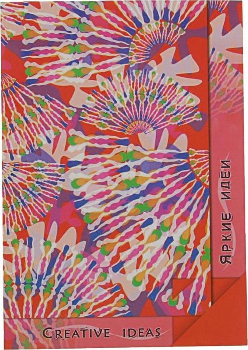 Лилия Холдинг Блокнот Creative Ideas 20 листов цвет красный1386001Блокнот Лилия Холдинг Creative Ideas отлично подойдет для фиксирования ярких идей. Обложка выполнена из высококачественного картона. Блокнот имеет клеевой переплет. Внутренний блок содержит 20 листов цветной бумаги без разметки.