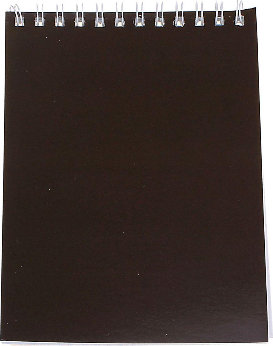 ПЗБФ Блокнот Корпоративный 40 листов цвет коричневый Формат A6649902Блокнот ПЗБФ Корпоративный формата A6 предназначен для записей и заметок. Обложка выполнена из картона. Внутренний блок содержит 40 листов в клетку. Такой аксессуар прекрасно подойдет для фиксации повседневных дел.