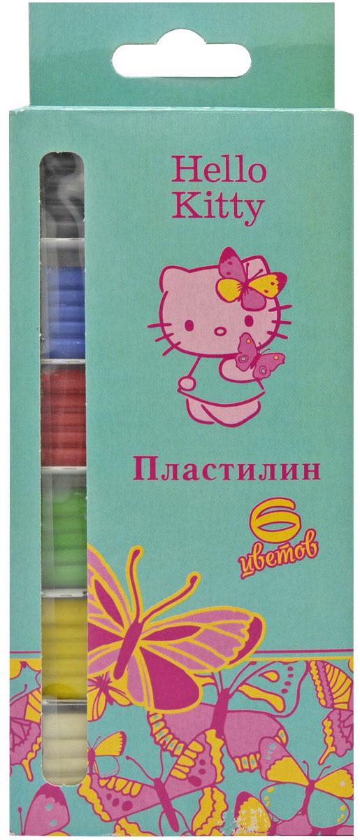 Action! Пластилин Hello Kitty 6 цветов00-00007329Набор пластилина Action! Hello Kitty поможет вашему малышу создавать не только прекрасные поделки, но и рисунки. Пластилин обладает особой мягкостью и пластичностью: легко разминается и моделируется детскими пальчиками, не пачкается, не прилипает к рукам и рабочей поверхности, не крошится, не высыхает и хорошо держит форму.Смешивайте цвета, экспериментируйте и развивайте малютку: лепка активно тренирует у ребенка мелкую моторику и умение работать пальчиками, развивает тактильное восприятие формы, веса и фактуры, совершенствует воображение и пространственное мышление.
