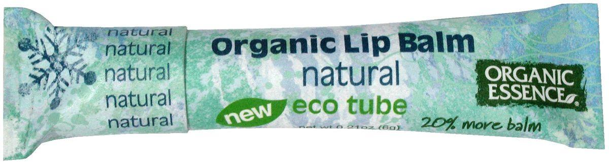 Organic Essence Органический бальзам для губ, Натуральный 6 гFS-00897USDA Organic сертифицированный продукт. Насыщен органическим маслом Ши (масло плодов дерева Каритэ). Не содержат воду или любые наполнители. Питает сухие, потрескавшиеся губы, делает их мягкими. Отличная база перед нанесением губной помады.