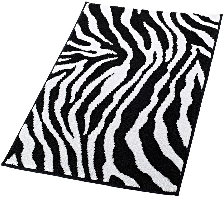 Коврик для ванной комнаты Ridder Zebra, 60 х 90 см711300Высококачественный немецкий коврик Ridder Zebra - подарок для ваших ножек. Состав: 100% микроволокно из акрила. Подложка: латекс. Стирать при щадящем режиме 30°С. Можно сушить в сушильной машине. Не подвергать химической чистке. Не гладить.